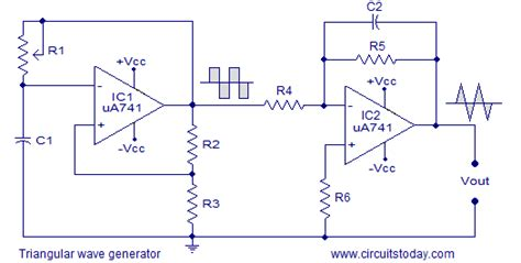 op integrator pdf op a triangle wave on ltspice using lm741 op electrical engineering stack exchange