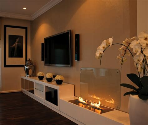 modern decorative fireplaces home designs project