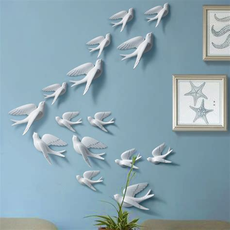 Bird Stickers For Walls popular bird wall decal buy cheap bird wall decal lots