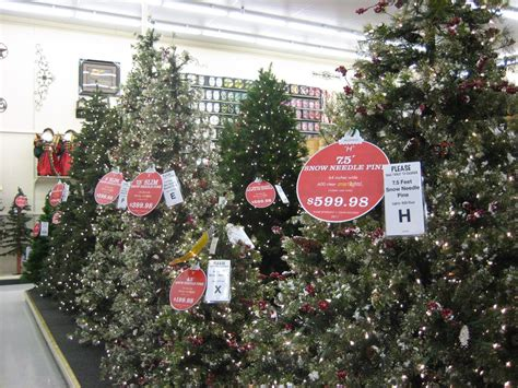 hobby lobby artificial christmas trees christmas decore