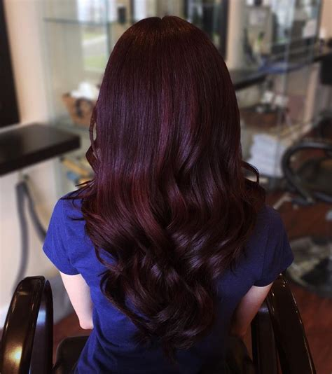 cherry hair color best 25 cherry hair colors ideas on chocolate