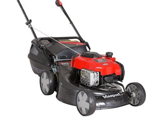 Mesin Rumput Honda aneka mesin potong rumput merk masport mulch and catch 486