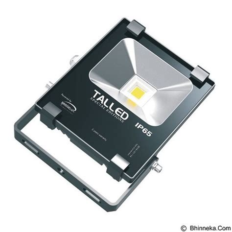 Lu Sorot 50 Watt jual talled flood light 50 watt ac 3000k murah bhinneka