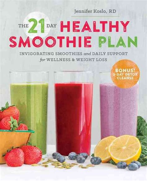 21 Day Detox Smoothie Recipes by The World S Catalog Of Ideas
