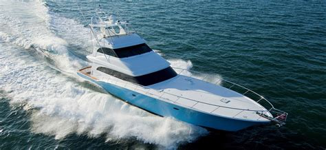 seaforce ix sport fishing yachts luxury yachts mega yachts