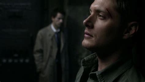 be my supernatural 5x14 my bloody dean and castiel image