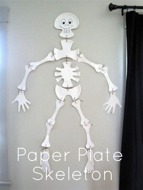 Make Your Own Paper Skeleton - 17 best ideas about skeleton craft on