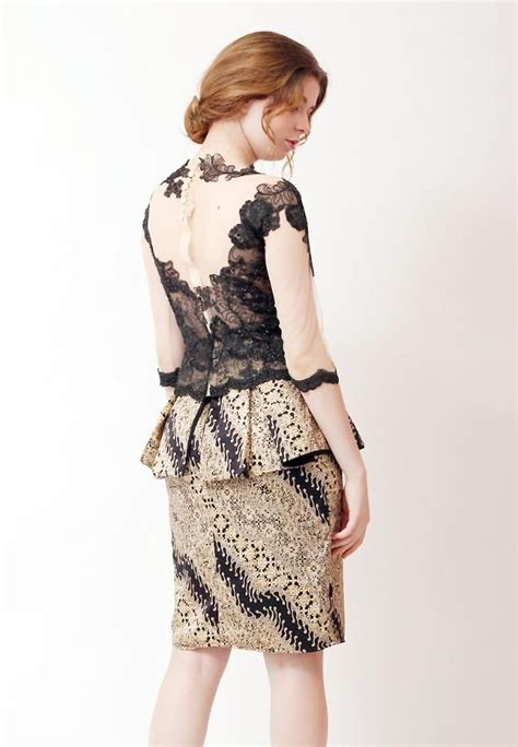 Pitaloka Set Setelan Kebaya Batik Pakaian Wanita 25 best ideas about kebaya brokat on