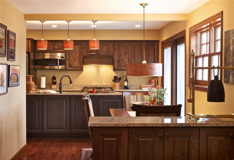 Eclectic Bachelor Pad   Traditional   Kitchen   dc metro