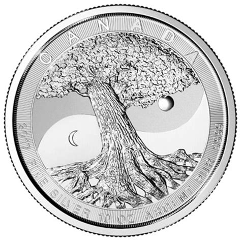 10 Oz Silver Coin Worth - 10 oz 2017 tree of silver coin silver gold bull us