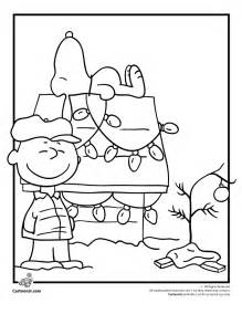 charlie brown christmas coloring images amp pictures becuo