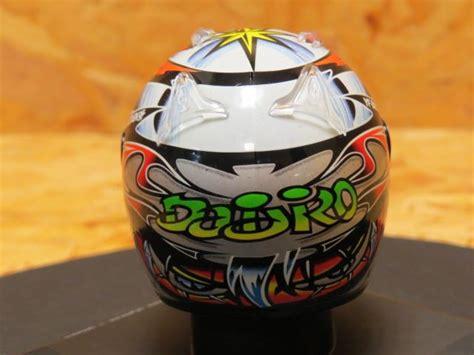 Dan Model Helm Shoei Daijiro Kato Shoei Helm 2001 1 5