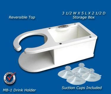 boat cup and tool holder boat drink holders mb 1 single cup holder w storage