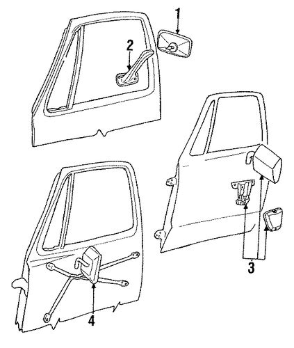 auto body repair training 1993 dodge d250 electronic toll collection outside mirrors for 1991 dodge d250 dodge parts online