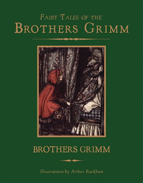 the grimm books tales of the brothers grimm quarto books