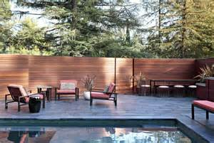 Fenced In Backyard Backyard Fencing Ideas For Your Beautifull Garden Homesfeed