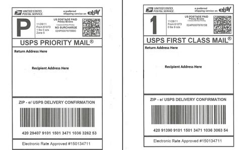 Ups Mailing Labels Free 50 self adhesive shipping labels laser inkjet printer