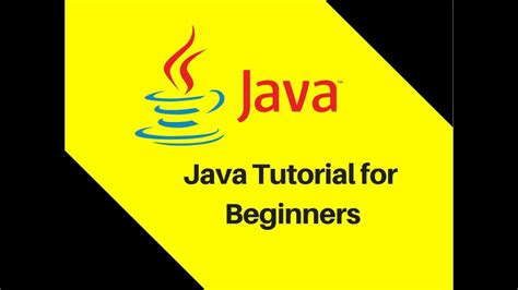 java tutorial on youtube 1 3 java tutorial for beginners youtube