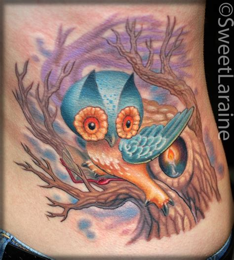 wise owl tattoo designs wise owl by sweet laraine tattoonow