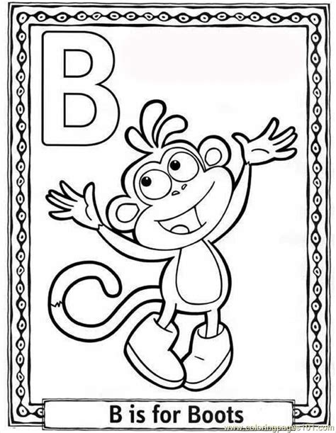 alphabet coloring pages download oon alphabet coloring pages b coloring page free