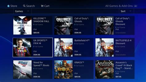 playstationstore for ps4 ps3 playstationvita games australian playstation 4 psn store shows insane prices for