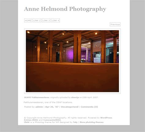 wordpress photoblog themes wordpress and photos 4 wordpress photoblog themes anne