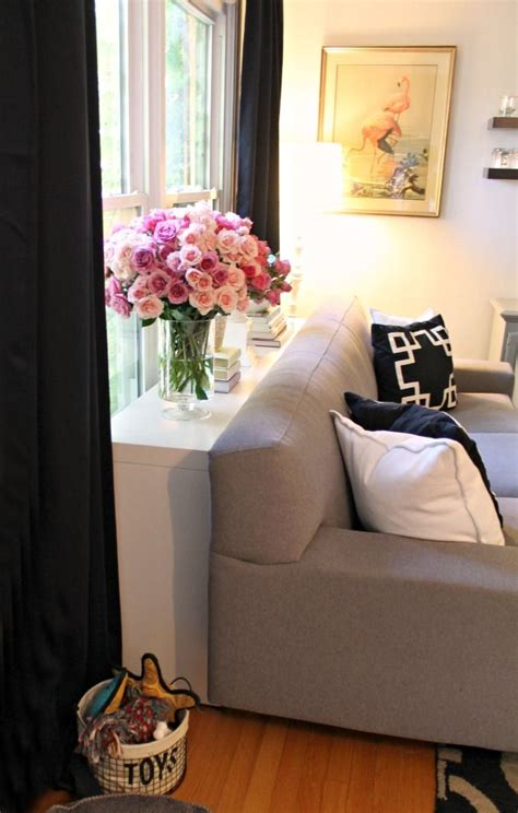 table behind the couch 25 best ideas about ikea sofa table on pinterest living