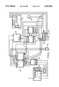 patent us5197582 electric door opener for sliding doors patents