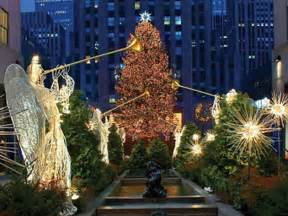 when is the new york tree lighting rockefeller tree lighting guide in new york city