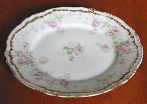theodore haviland china salad plate the ardennes