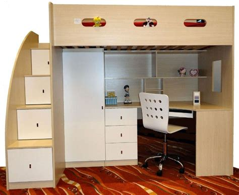 Loft Beds Without Desk by Best 25 Bed With Desk Underneath Ideas On