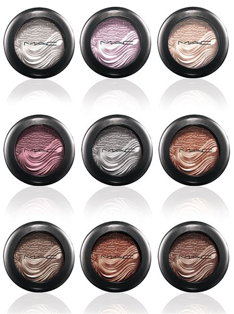 Mac Skincare Now Available by Mac Cosmetics In Dimension Eyeshadows Are Now