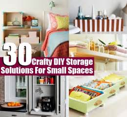 diy storage solutions