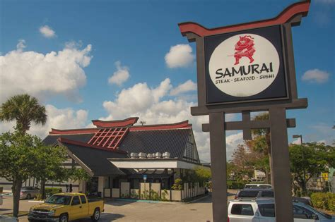 Miami Restaurant Gift Card - sushi japanese steakhouse location samurai