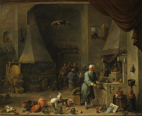 The Alchemists res obscura the domestic of alchemists