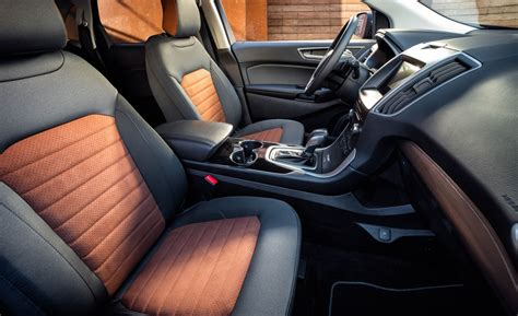 Ford Edge Interior Colors by The 2018 Ford Edge Expected To Stay Almost The Same