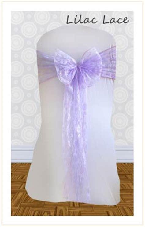 chair sash hire for weddings
