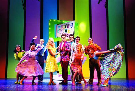 Set Shown Kid review hairspray milton keynes theatre april 2013