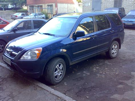 how does cars work 2003 honda cr v 2003 honda cr v pics 2 4 gasoline automatic for sale