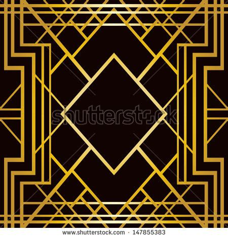 Decodesign by Art Deco Pattern Stock Photos Images Amp Pictures