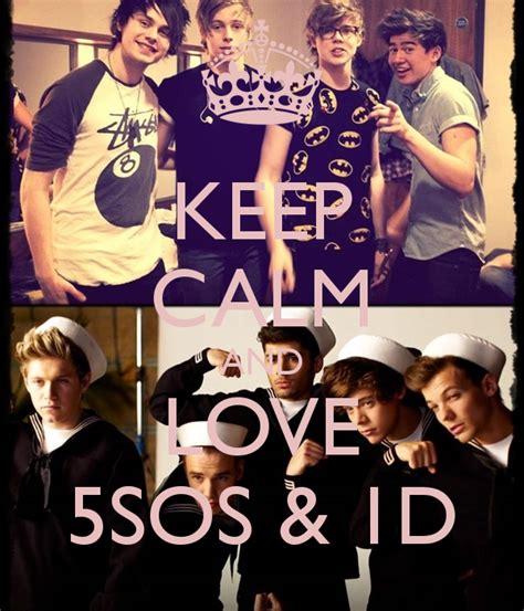 1d Poster 4 keep calm and 5sos 1d poster lovelarrymikey