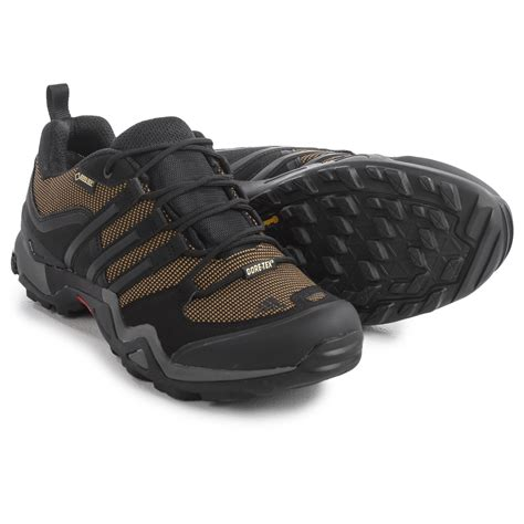 adidas waterproof shoes adidas outdoor fast x gore tex 174 hiking shoes for men