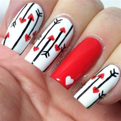 imagenes de uñas decoradas san valentin u 241 as decoradas para el d 237 a de san valent 237 n 2019