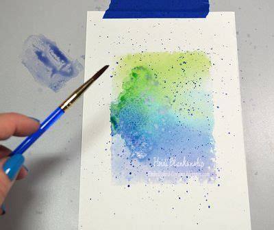 watercolor markers tutorial tutorial tuesday watercolor series part i creating