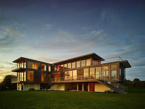 seascape architecture stelle lomont rouhani architects award winning modern architect