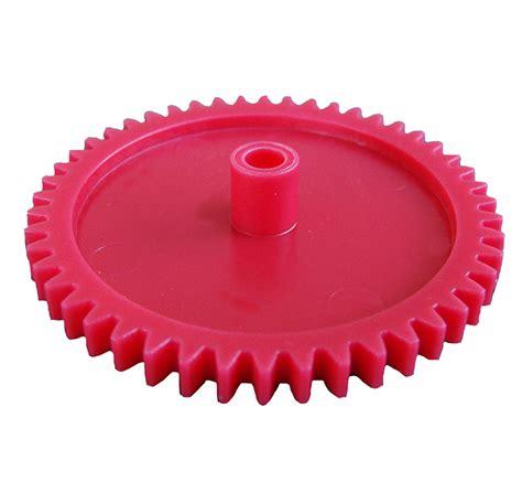 8 T Plastic Pinion Gear Set plastic gear module 1 000 teeth 48z shape with pin ref 004659 mootio components