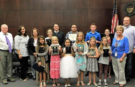 Pinal County Court Search Pinal County Character Counts Essay Winners Announced Santanvalley