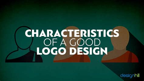 characteristics   good logo design