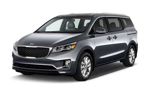 Kia Minivan Price 2015 Kia Sedona Pricing Fuel Economy Announced