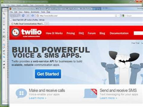 Sms How To Send Underlined Message Twilio Api Stack - how to send an sms text message with twilio and php